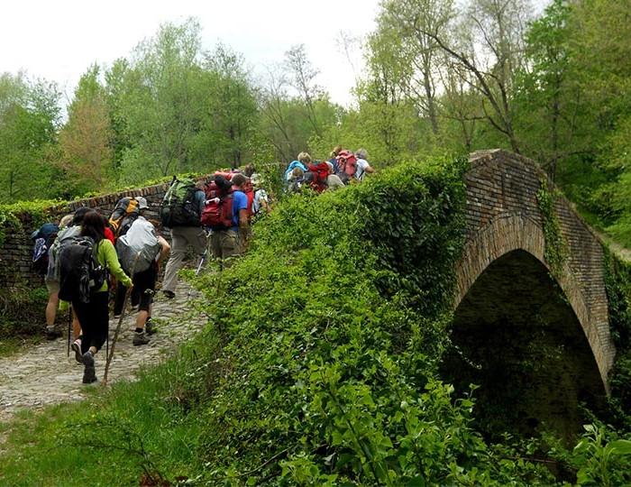 06 Ponte romanico sotto Amandola